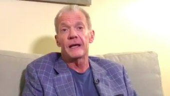 Jim Irsay Dropped $2.4 Million On The 'Alcoholics Anonymous' Founding Document At An Auction