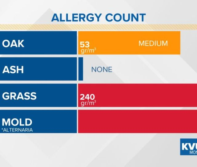 Austin Allergies On Twitter Did You Take Your Allergy Medication Here Is Todays