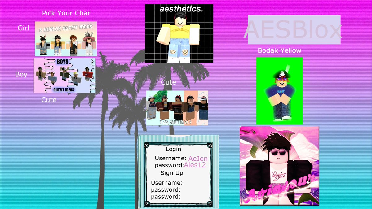 Cute Aesthetic Roblox Usernames - Wholefed org