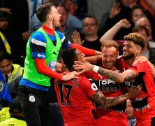 Video: Chelsea vs Huddersfield Town