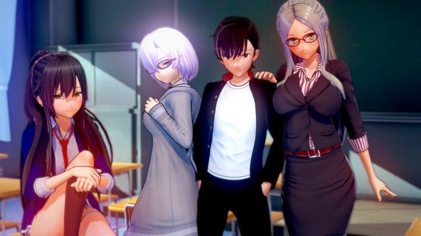 5 Melhores Eroges / Jogos Hentai / Visual Novel Hentai