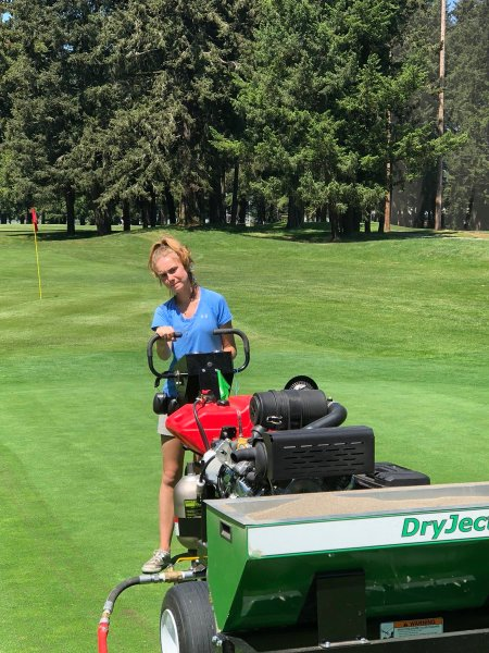 Jerry FlemingDryject on Twitter   Thank you to the crew at Lake     Jerry FlemingDryject on Twitter   Thank you to the crew at Lake Spanaway  Golf Course in Tacoma  Another great week wrapped up