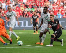 Video: Bayer Leverkusen vs Hannover 96