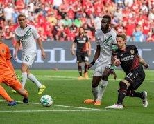 Video: Bayer Leverkusen vs Hannover 96