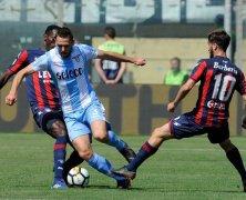 Video: Crotone vs Lazio