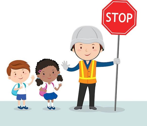 Image result for thank you crossing guard