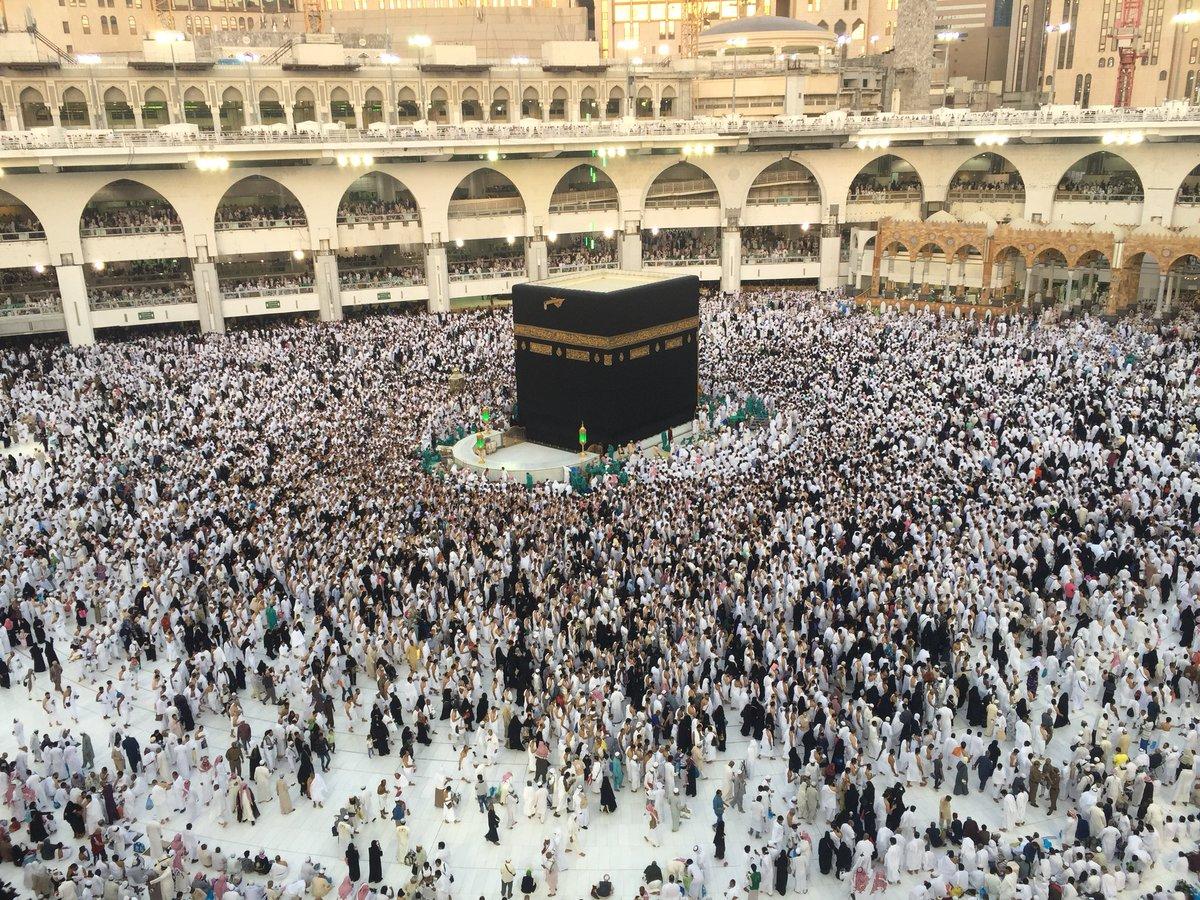 جابر المالكي V Twitter اللهم زد هذا البيت تشريفا وتعظيما