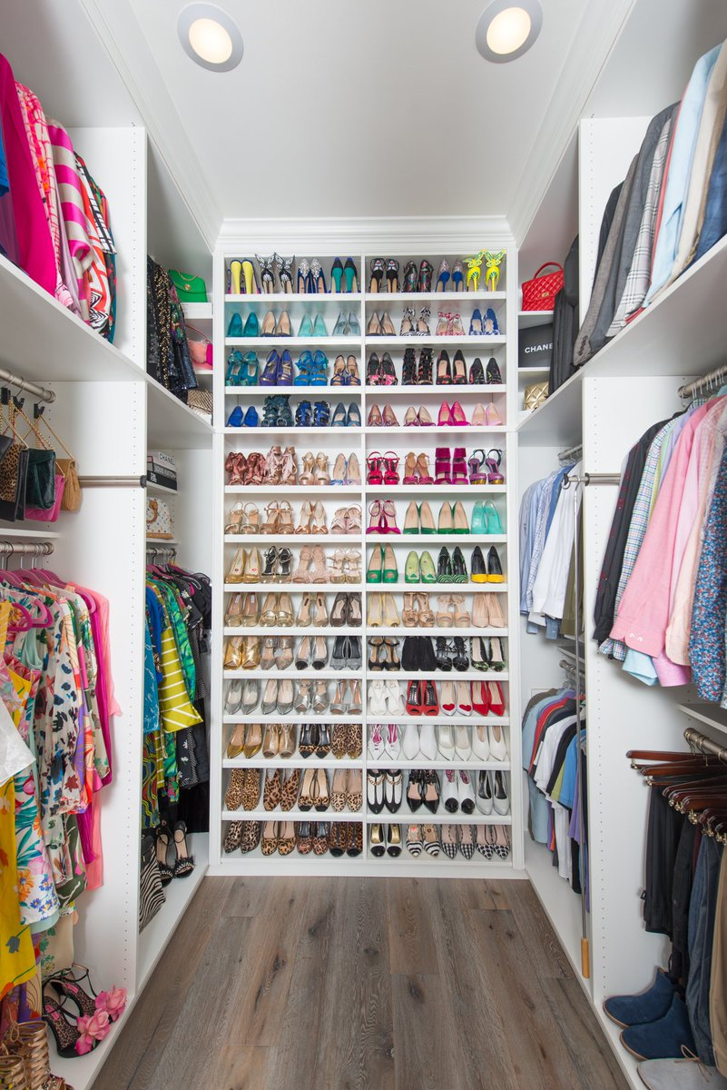 Classy Closets On Twitter Beautiful Bright And Just Right