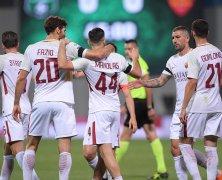 Video: Sassuolo vs AS Roma