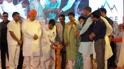 Image result for 9th edition of 'Rashtriya Sanskriti Mahotsav' inaugurated in Tehri , Uttarakhand