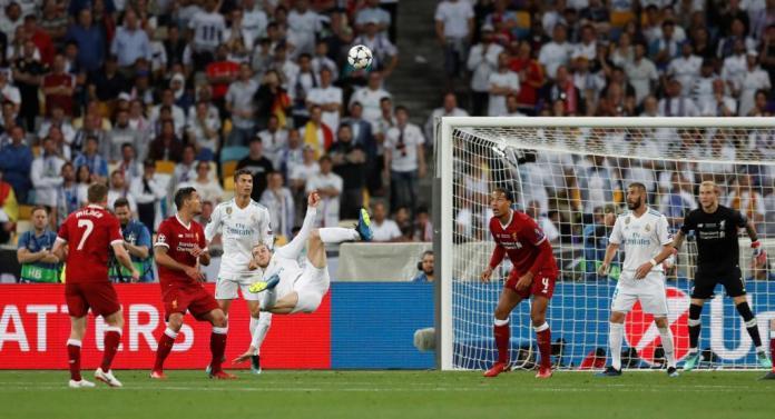 Goles del Real Madrid vs Liverpool final de la Champions 2018
