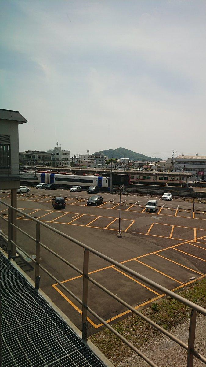 test ツイッターメディア - 岐阜駅より約20分で鵜沼駅到着観覧車をバックに映えますね~🚃  そして名鉄新鵜沼駅に移動~♪ https://t.co/za9PsQGZkd