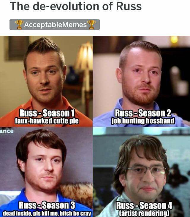 90 Day Fiance 10 Hilarious Memes Even Family Chantal Would Approve Of