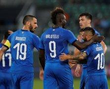 Video: Italia vs Ảrập Xêút