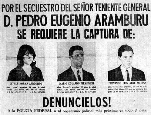 Resultado de imagen para Fotos de Pedro Eugenio Aramburu