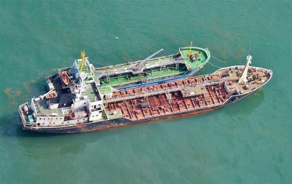 test ツイッターメディア - 【北朝鮮船、東シナ海で「瀬取り」か 国連安保理に通報】これで6件目の日本政府通報、氷山の一角、まだまだ監視強化が必要な情勢、国際的な監視網構成が重要 北朝鮮タンカーは「SAM JONG2号」、他は船首に「MYONG RYU1」表記https://t.co/LubB7Fw04y https://t.co/LcX5zudECV