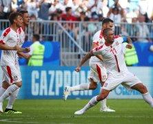 Video: Costa Rica vs Serbia
