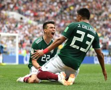 Video: Đức vs Mexico