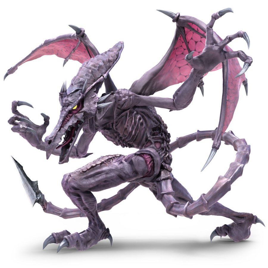 Image result for ridley amiibo