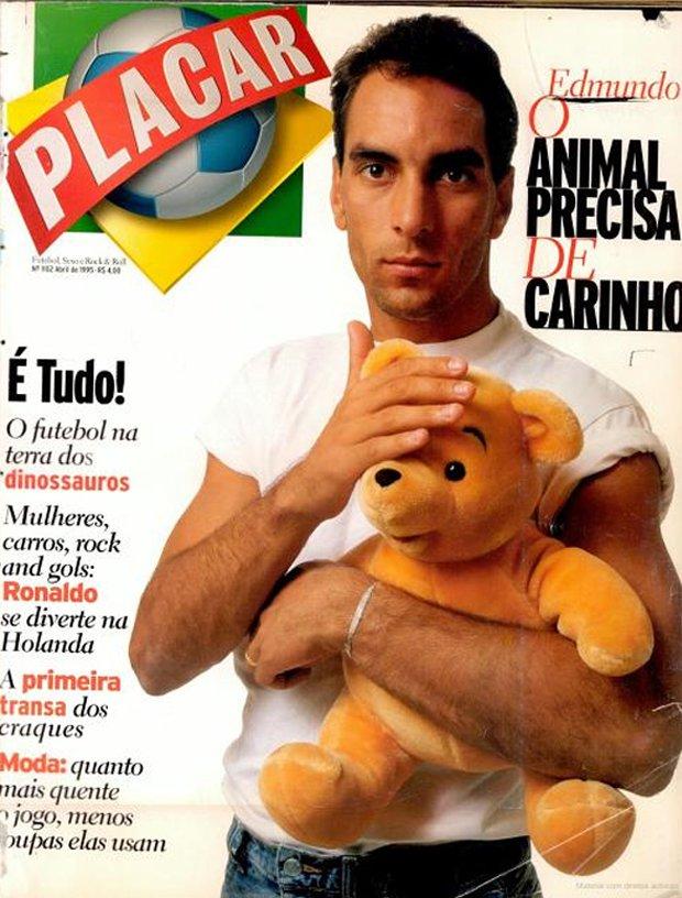 """Revistas Antigas on Twitter: """"O animal precisa de carinho #1995 ..."""