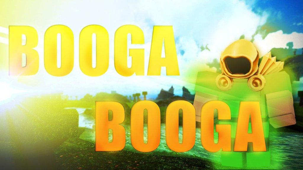 Booga Booga Booga!