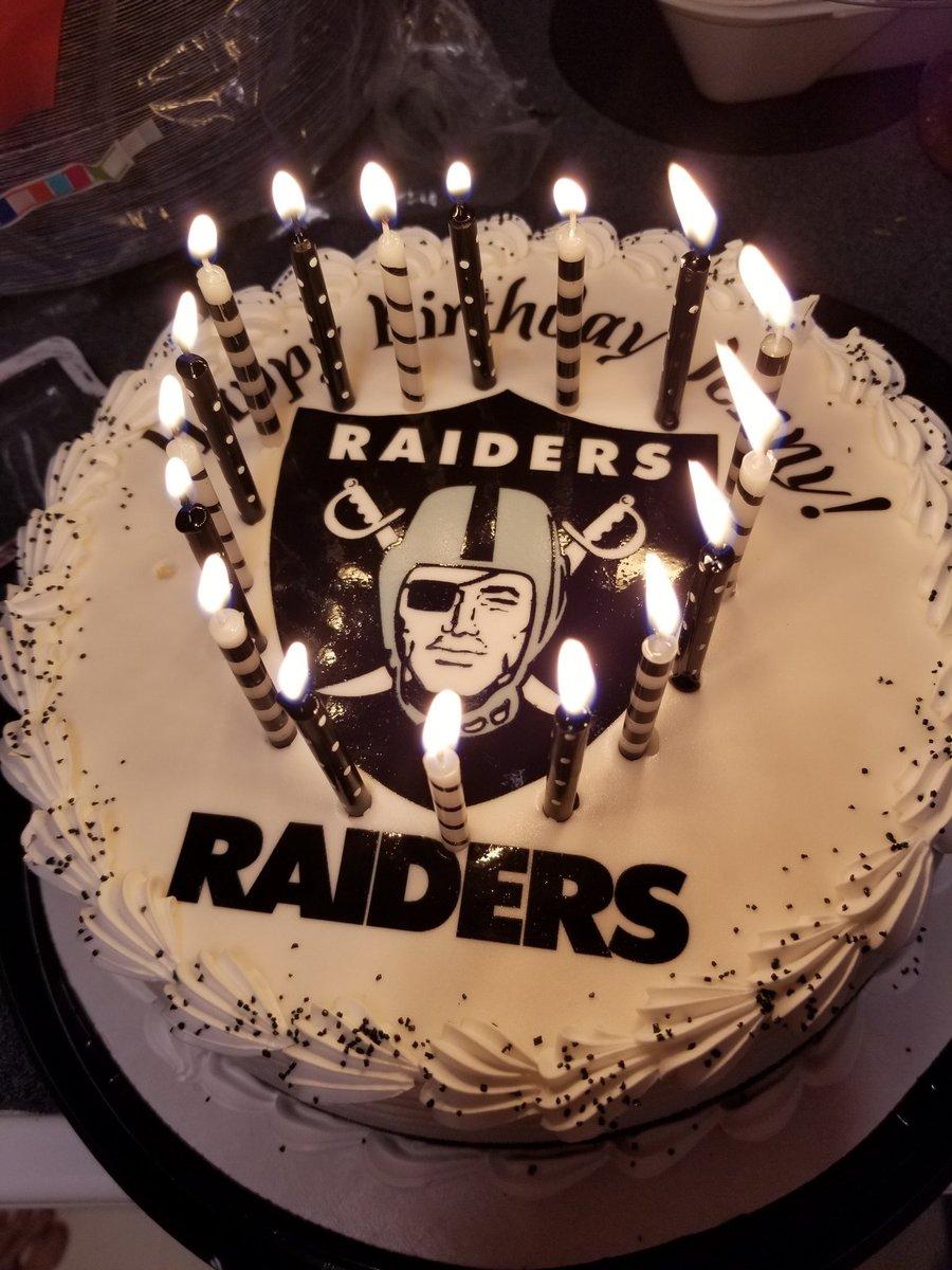Happy Birthday Logo Happy Birthday Raider