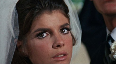 Image result for the graduate, katharine ross, william daniels