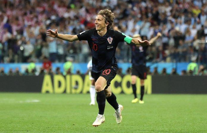 Repetición: Argentina vs Croacia Partido Completo