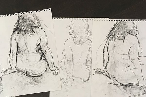 test Twitter Media - Take a look at the latest amazing skills of our Thursday life drawing class! https://t.co/BLPuzvX4ph https://t.co/BUhFBs73GW