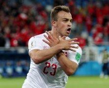Video: Serbia vs Thụy Sĩ
