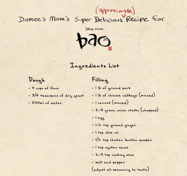 Image result for Bao