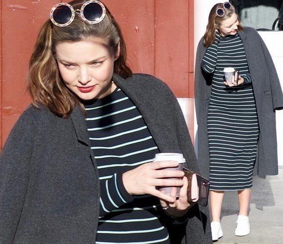 test ツイッターメディア - ミランダカーは妊娠中もかわいい!ファッション画像まとめ♡ https://t.co/qVSVhcfQ6B https://t.co/sz7aL170yk