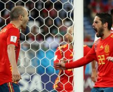 Video: Tây Ban Nha vs Ma Rốc