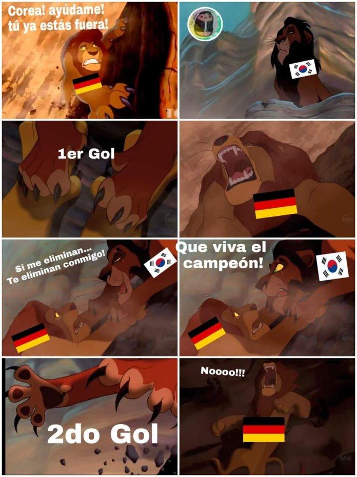 Memes del México vs Suecia