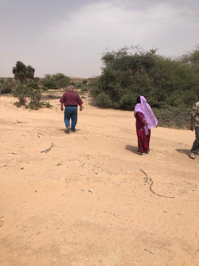 Ciidda Somaliland Oo Jarmalka Lagu Shay Baadhayo