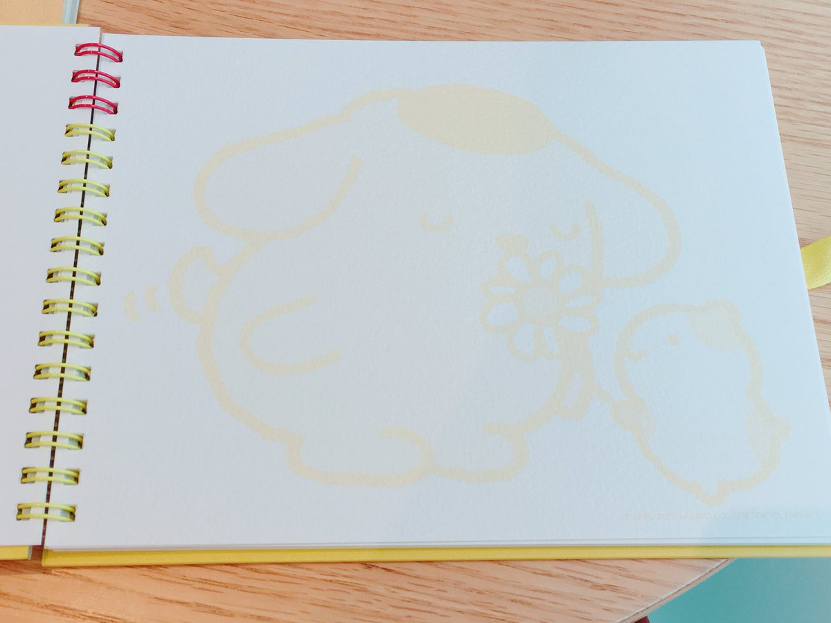 test ツイッターメディア - 本日の釣果♪ シールは、レジン遊びに使えそうだなと思い…✨ スケッチブック、最初の3ページはプリンのイラスト入り(*´꒳`*) お絵描きの練習するんだ〜。 下の黄色いのはスケジュール帳。手帳マニアの血が騒ぎました。サブで使ってみようと思います。 https://t.co/Wq9glyJKEE