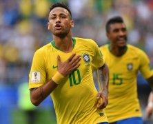 Video: Brazil vs Mexico