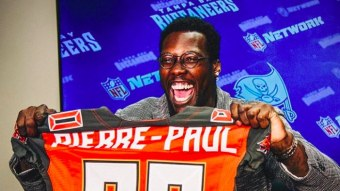 Jason Pierre-Paul Posted Gruesome Photos Of His Exploded Hand On The 3 Year Anniversary Of His Accident