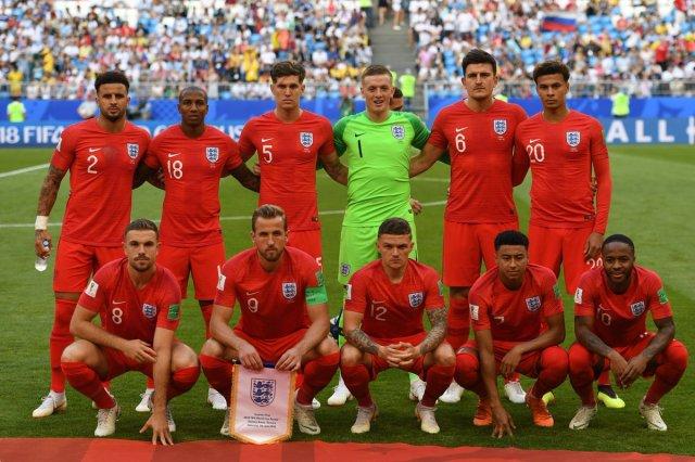 إنجلترا إلى نصف نهائي كأس العالم بالفوز على السويد بثنائية نظيفة 3