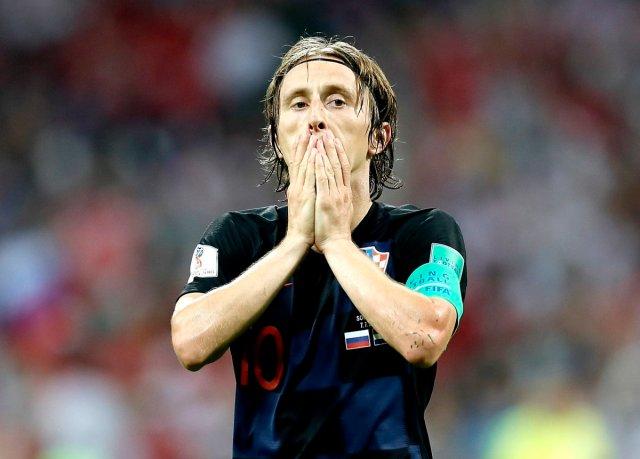 رسمياً : كرواتيا إلى دور نصف النهائي لمواجهة إنجلترا 25