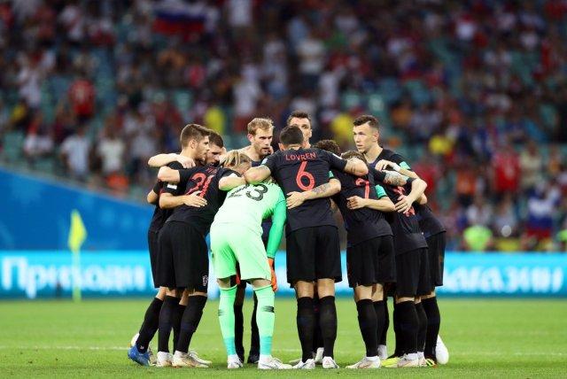 رسمياً : كرواتيا إلى دور نصف النهائي لمواجهة إنجلترا 27