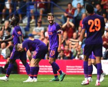 Video: Tranmere Rovers vs Liverpool