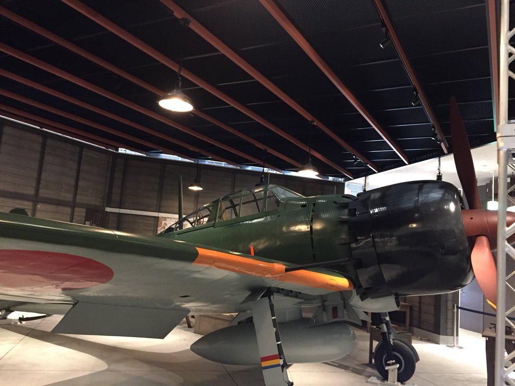test ツイッターメディア - 今度は「あいち航空ミュージアム」 零戦!YS-11!B747の脚! https://t.co/6s5R867Fle