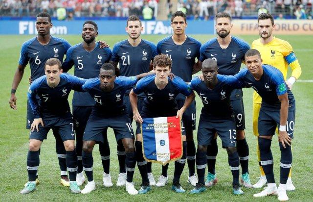 فرنسا بطلة العالم للمرة الثانية في تاريخها 29