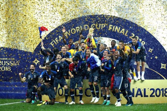 Goles Francia vs Croacia