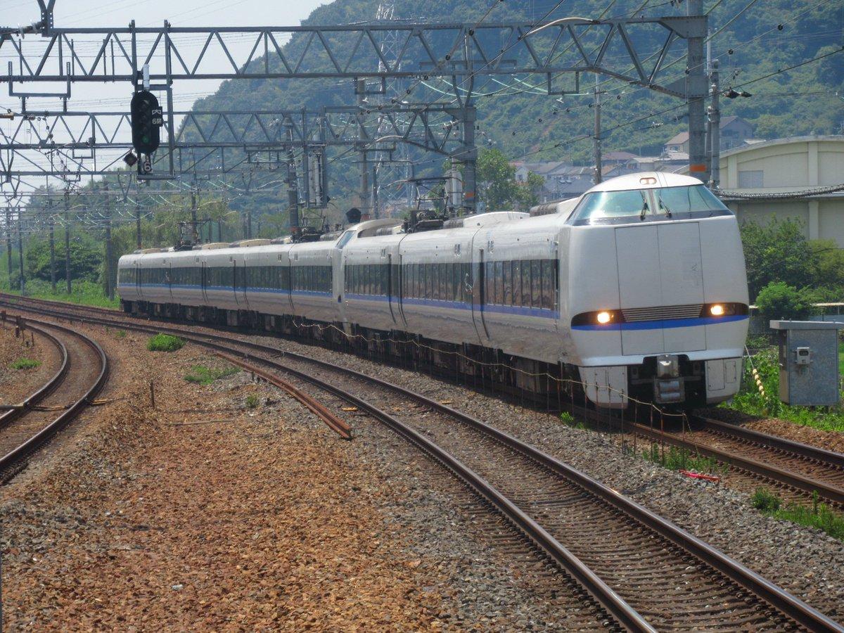 test ツイッターメディア - 7月16日の報告その3 近江塩津は草津線の事故の為諦めました。 なので、島本駅で撮影してました 暑いので、早めに切り上げましたww https://t.co/8htIWuum0b