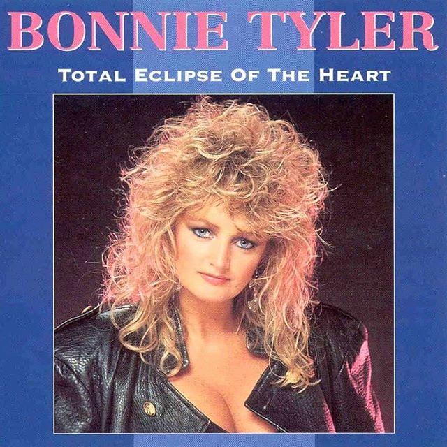 Bonnie Tyler》Total Eclipse of the Heart(1983) 歌詞 lyrics》經典老歌線上聽