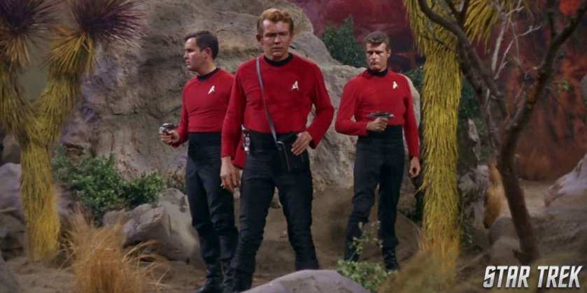 """Star Trek på Twitter: """"#TrekPoll: Who would you want on your away team?  #StarTrek #RedShirt https://t.co/oU6c1NYcZ9… """""""