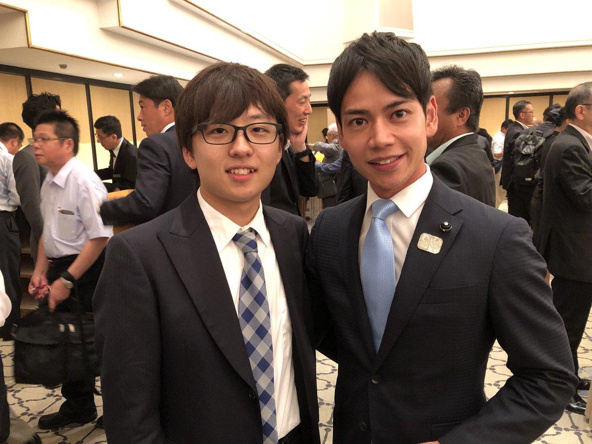 test ツイッターメディア - 平愛梨さん(サッカー日本代表長友選手の奥さん)の弟である 平慶翔東京都議とお会いしました!!  とても優しくイケメンで…✨ 12歳差という話で盛り上がりました笑  これからも東京都、そして日本のために頑張ってください💪🔥 https://t.co/t73dW3U7Hj