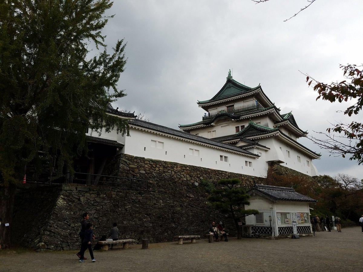 test ツイッターメディア - 城は今も昔も地域の誇り、そんな城紹介始まるで  #城  和歌山城 https://t.co/11BPmNwjRf
